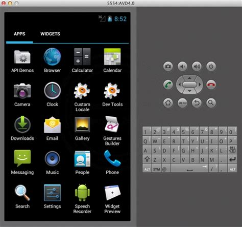 android mac mac ตอนท 4 การสร าง emulator avd สำหร บการเข ยน android บนเคร อง mac android emulator