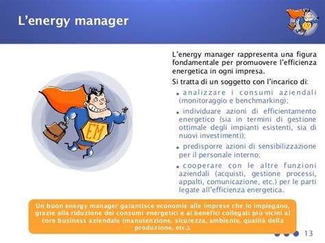 strumenti per l energy management