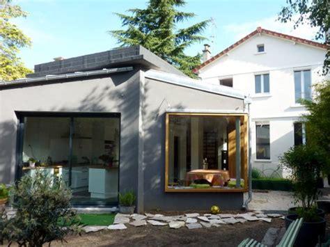 veranda 8m2 2 ailes de papillon pour transformer une extension