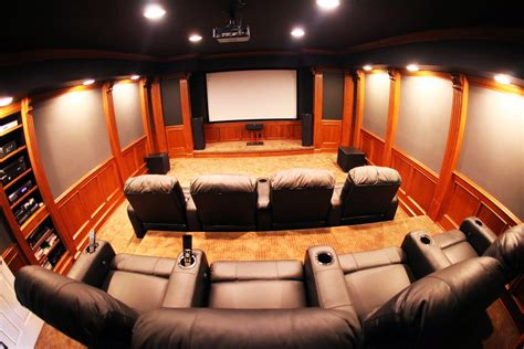home theater design equipment furnishings and layout 15