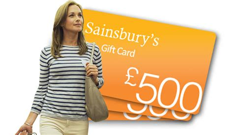 Gift Cards In Sainsburys - sainsbury s gift card winshopvouchers uk only