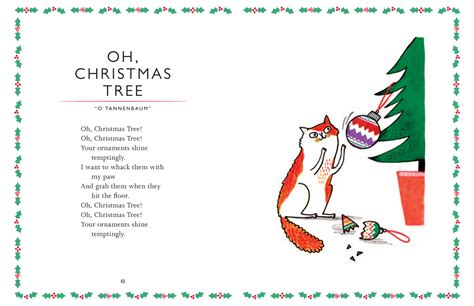 christmas tree songs for kids adorable cats singing carols huffpost