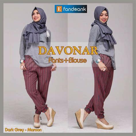 Hijaket Hijabers Premium Material 10 rumah savana davonar set by efandoank