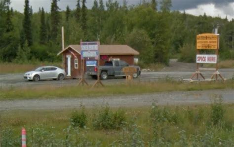 Soldotna Post Office by Two Bodies Found In Soldotna Trailer Alaska News
