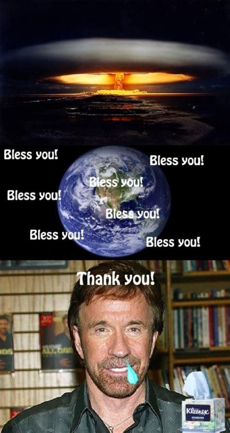 Chuck Meme - chuck norris sneeze