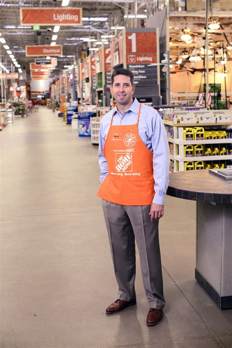 the home depot kevin hofmann president and cmo