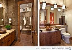 Elegant Rustic Bathroom Ideas - 15 bathroom designs of rustic elegance house decorators