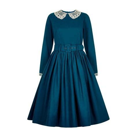 swing dress uk collectif vintage trudy swing dress collectif vintage