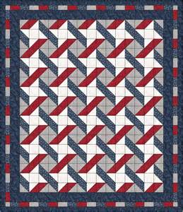 items similar to new and stripes quilt pattern five