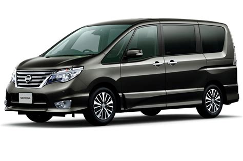 nissan serena updated jdm nissan quest leaf coming to 2013 tokyo motor
