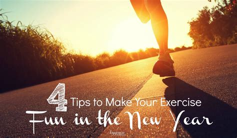 4 Tips To Make Your - 4 tips to make your exercise in the new year