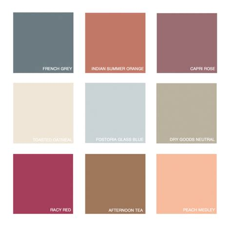4 ways to add a soft autumn color palette to your home my colortopia