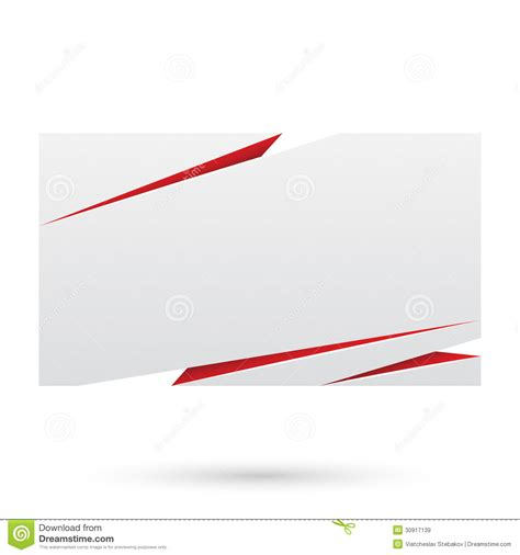paper design template paper blank paper design template royalty free stock