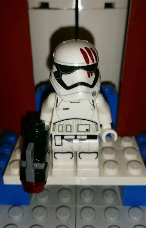 Bootleg Lego Starwars Finn Trooper lego wars order stormtrooper finn the awakens with blaster ebay