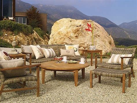 frontgate isola outdoor furniture collection patio