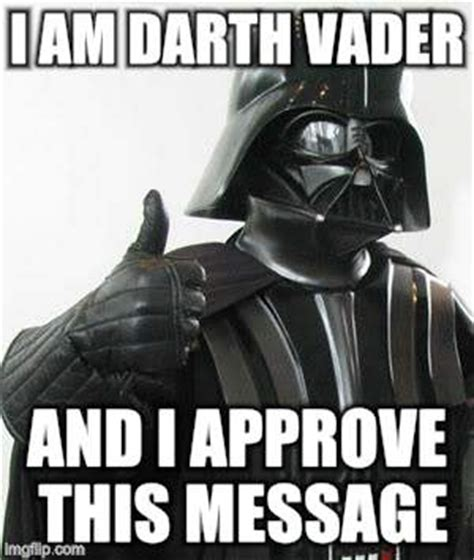 Meme Generator Darth Vader - darth vader memes www pixshark com images galleries