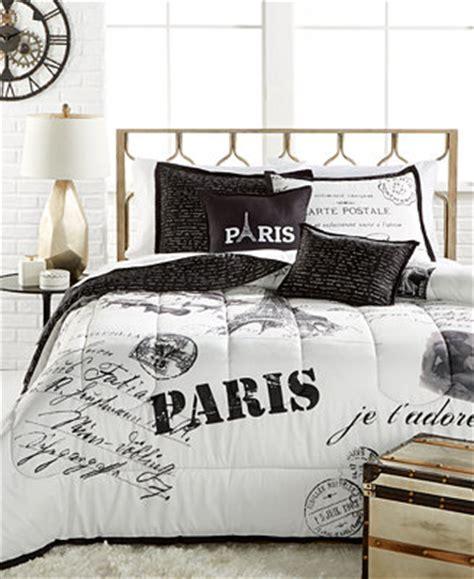 paris bed in a bag paris 5 pc comforter sets bed in a bag bed bath