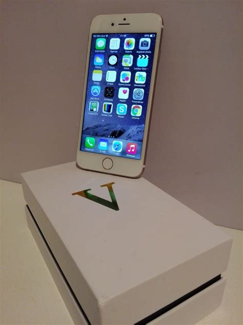Hp V Iphone I6 test v phone i6 le clone iphone 6 chinandroid