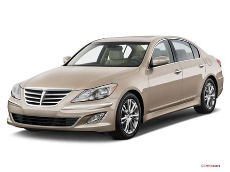 2012 hyundai genesis interior u s news world report