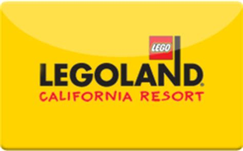 Legoland Gift Cards - buy legoland california resort gift cards raise