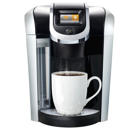 Keurig Coffee Maker shop keurig black programmable single serve coffee maker at lowes