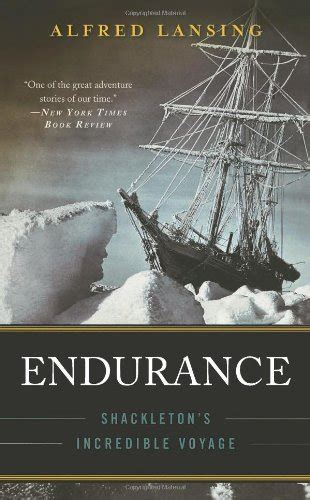 endurance shackleton s voyage 078670621x
