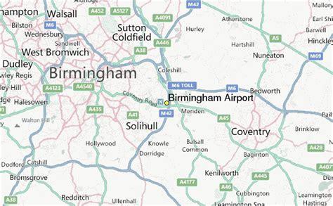 birmingham uk airport map birmingham airport weather station record historical