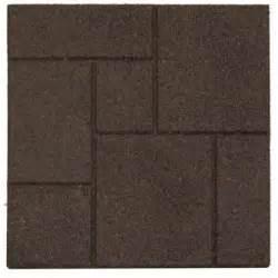 ideas rubber paver tiles
