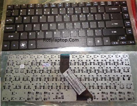 Keyboard Eksternal Acer keyboard acer v5 series rosy laptop malang