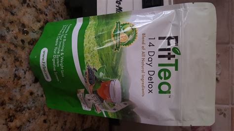 How Does Fit Tea Detox Work by Fit Tea And Weight Loss Detailed Review Of Ingredients