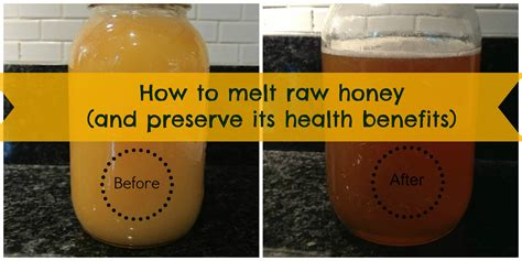 room temperature water benefits easy tutorial how to melt honey