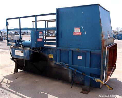 sebright products trash compactor model