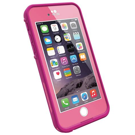 h iphone 6 lifeproof fr for iphone 6 power pink 77 50336 b h photo