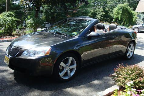 Pontiac Hardtop Convertible by 2007 Pontiac G6 Gt Hardtop Convertible The Hull