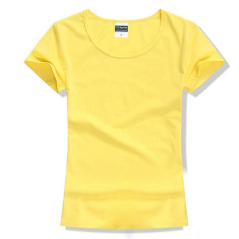brand new fashion t shirt brand tops sleeve cotton tops for clothing solid