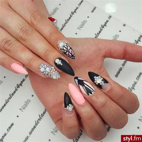 Top Manicure by 20 Top Inspiracji Na Nietuzinkowy Manicure