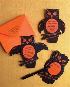 halloween party invitations diy halloween party invitation ideas shelterness