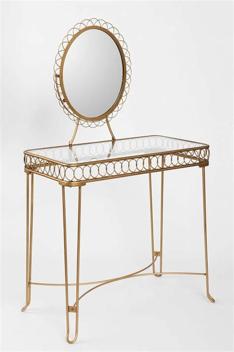 Plum And Bow Furniture by Plum Bow Wire Loop Vanity