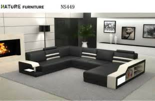 popular l shape leather sofa buy cheap l shape leather