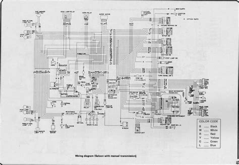 nissan 1400 bakkie wiring diagram free wiring