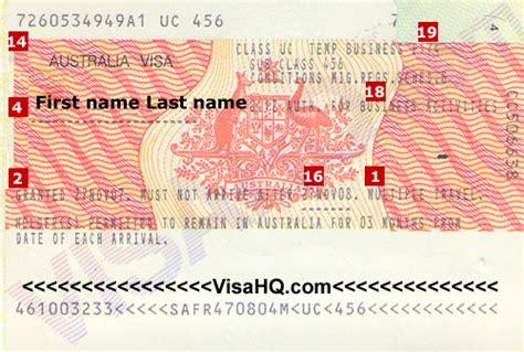 bagaimana membuat visa australia berburu visa australia melalui pos jejak kaki