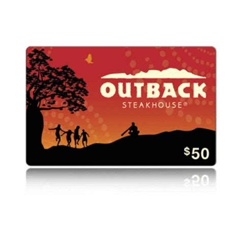 Steakhouse Gift Cards - enter to win a 50 outback steakhouse gift card