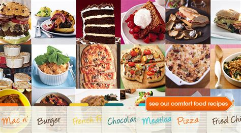 common comfort foods j500 week 10 j500 media and the environment