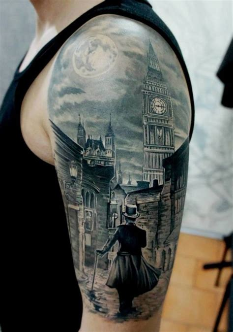 london skyline tattoo 1000 ideas about on