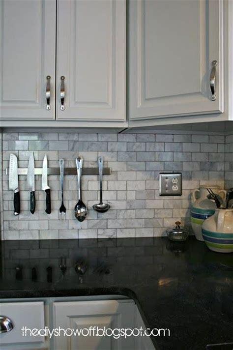 magnetic backsplash backsplash and magnetic knife holder kitchen ideas