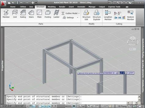 tutorial autocad piping autocad plant 3d tutorial how to create structural