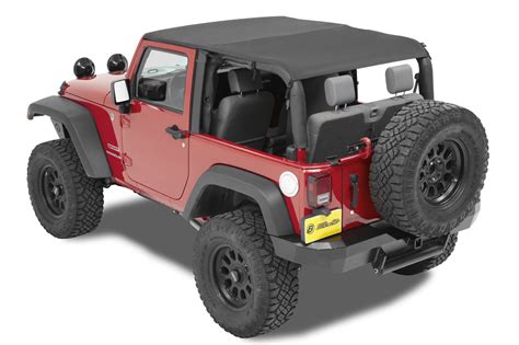 Jeep Jk Safari Top Bestop 174 Cable Style Safari 174 Top For 10 16 Jeep