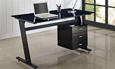 Z Shaped Design Computer Desk Groupon Goods Z Shaped Desk