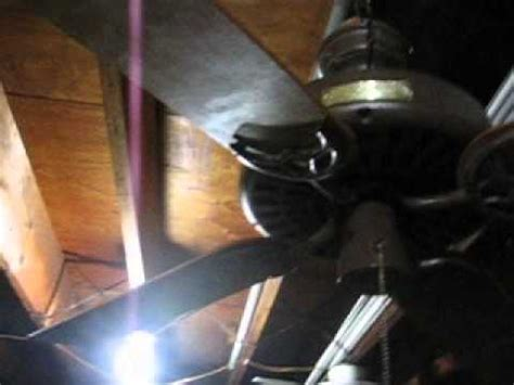 why did my ceiling fan stop working chestnut brown 52 quot original ceiling fan