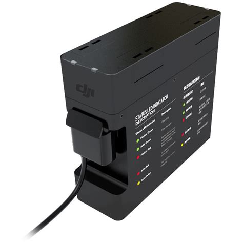 lade inspire dji battery charging hub for inspire 1 quadcopter cp bx 000065